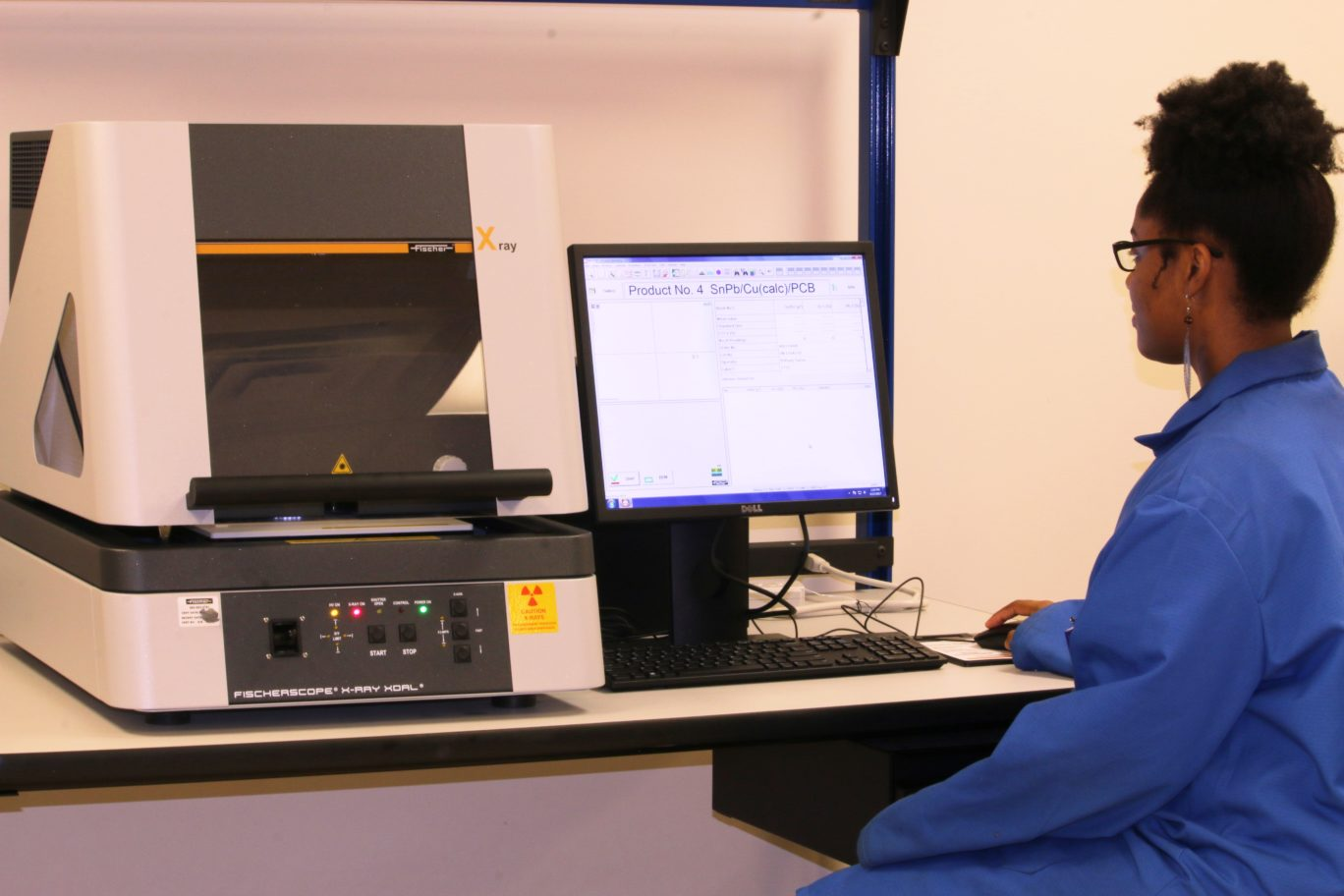 XRF - Plating Thickness Evaluation