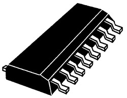 Small Outline Integrated Circuit (SOIC)