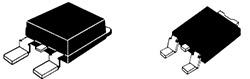 Surface Mount Transistor D PAK/DD PAK