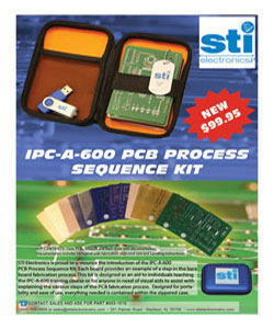 IPC-A-600 Sample Boards Kit pic