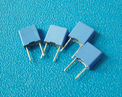Radial Capacitor